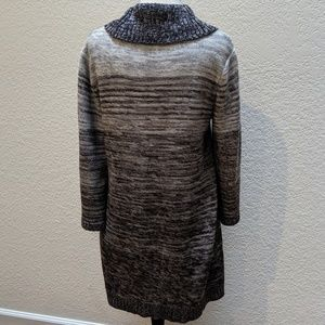 Style & Co Sweaters - Style & Co. Cowl neck dress or tunic sweater. Sz L
